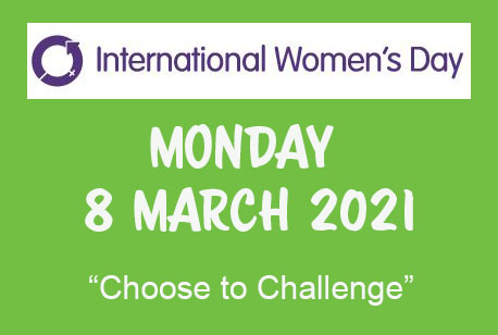 International Women's Day and our Gender Pay Gap Report